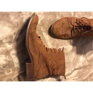 Forever 21 Fall booties